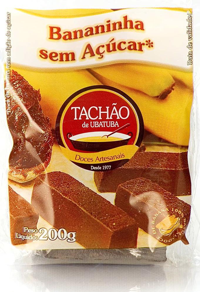 Bananinha sem Adição de Açúcares para_25_Pacotes