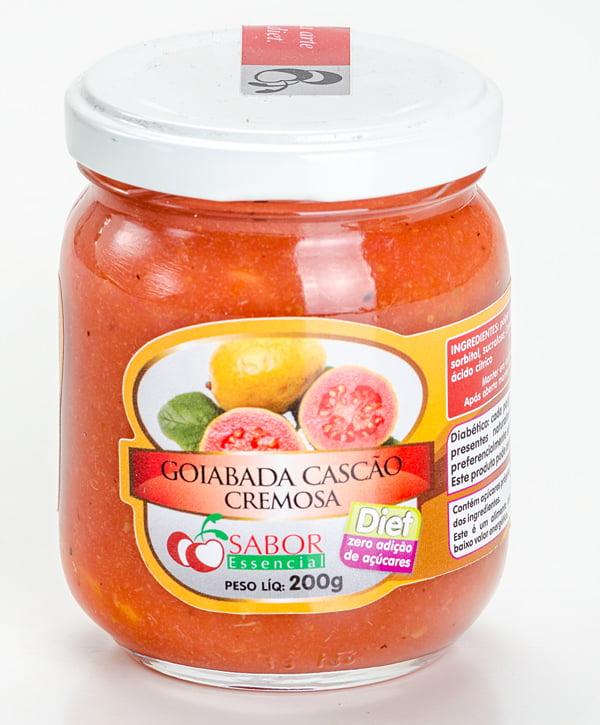 Goiabada Cascão Cremosa Diet Pote 200g