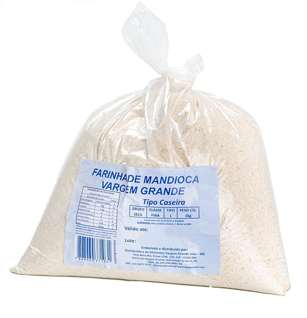 Farinha de Mandioca Saco_01kg