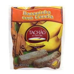 Bananinha com Canela para 06 Pacotes