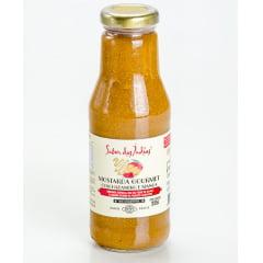 Mostarda com Habanero & Manga Frasco 335 gramas